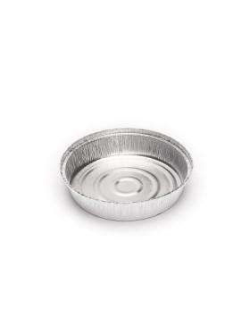 Envase aluminio redondo C. Alto