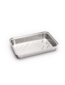 Envases para comida forma rectangular
