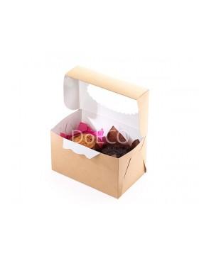 Envases para llevar Cupcakes / Magdalenas