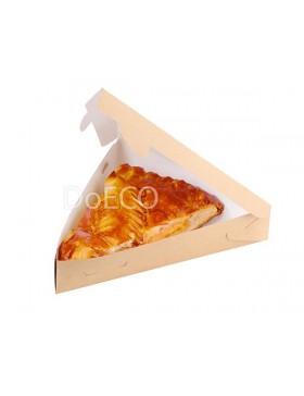 Pizza Pie Box - Caja para porción de pizza