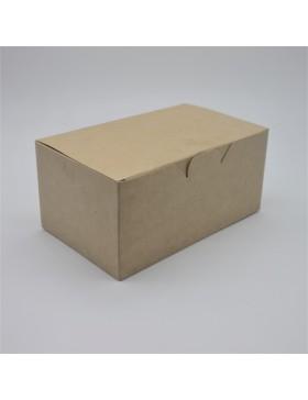 ECO FAST FOOD BOX L 150*91*70 400 UND