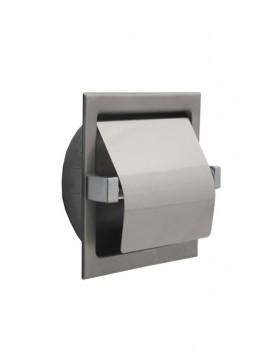 Porta rollos papel higiénico para empotrar en...